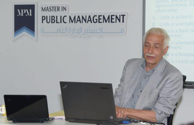 زيارة مدير إدارة المشاريع بمكتب النائب الأول لرئيس مجلس الوزراء