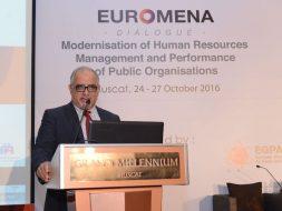 ورشة عمل أفضل الممارسات في الإدارة العامة بالوطن العربي