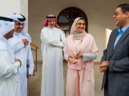زيارة ميدانية لباب البحرين