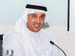 زيارة سعادة السيد محمد بن إبراهيم المطوع وزير شؤون مجلس الوزراء لمنتسبي برنامج قيادات